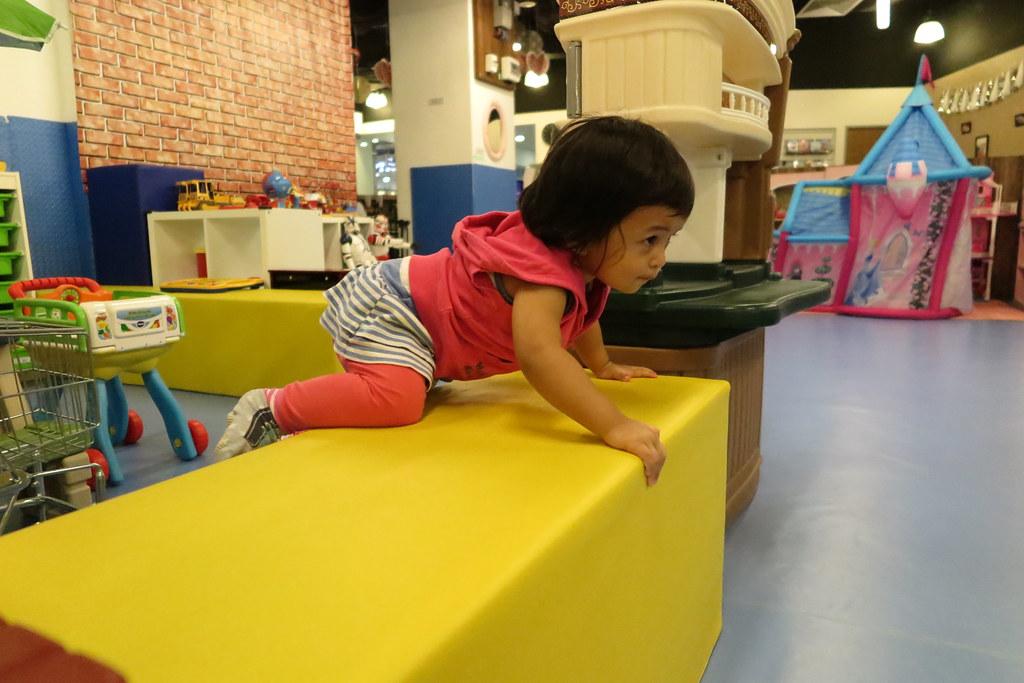 Play at Hokey Pokey at Seletar Mall