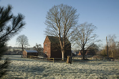 A Frosty Winters Day at Horton