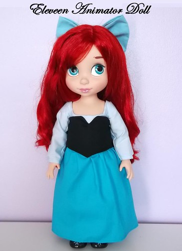 [Créations] Eleveen Animator Doll : Confections *News : Anna tenue Hiver et Kiki Animator* 16148983651_b9164828df