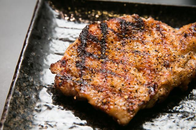 平價!美味!純粹享受牛排美味! [中和] 小惡魔炭燒牛排 @3C 達人廖阿輝