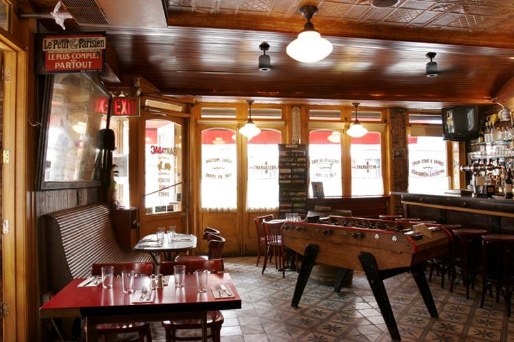 Where to Eat in Brooklyn Bar Tabac