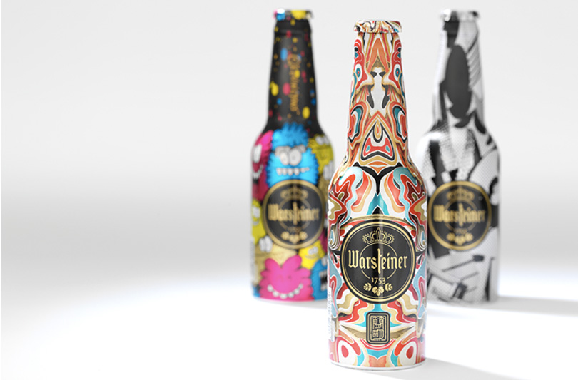 "Warsteiner Art Collection ""Pop Revolution"""