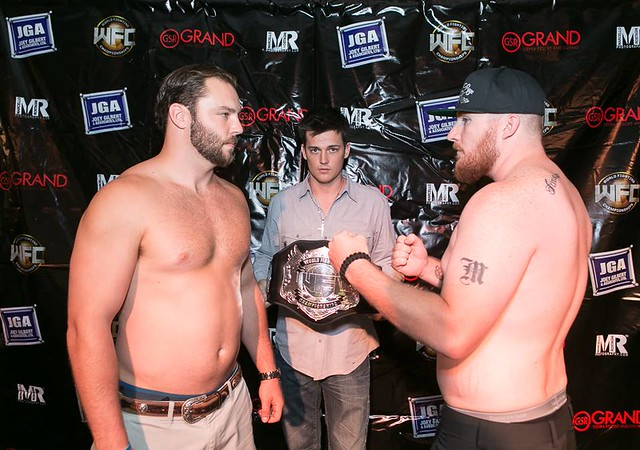 WFC 8 Weigh-Ins June 28th,2013