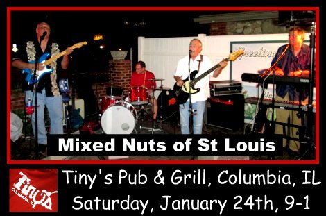 Mixed Nuts of St. Louis 1-24-15