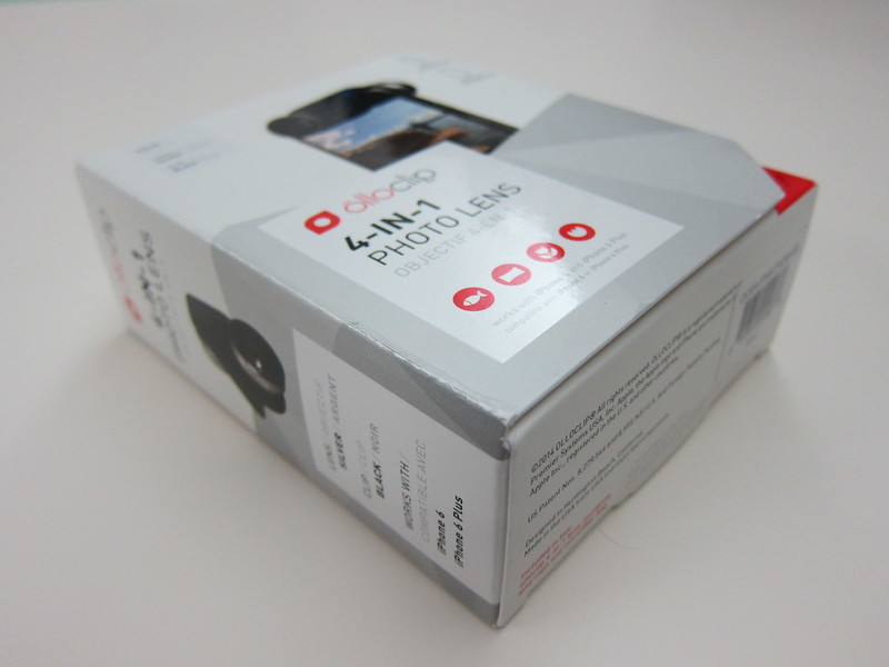 Olloclip 4-in-1 Photo Lens for iPhone 6/6 Plus - Box