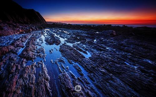 longexposure travel sunset sea seascape water landscape evening coast rocks dusk oz australia roadtrip cliffs clear southern filter backpacking nd adelaide sa australien southaustralia downunder 2015 hallettcove gulfstvincent canon6d leebigstopper