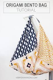 Bento Bag Tutorial