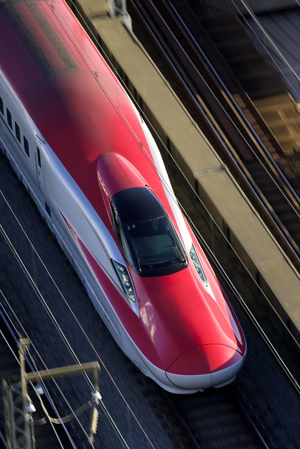 JR東日本 新幹線E6系電車