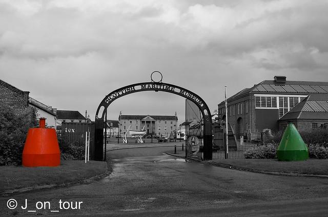 Maritime museum gates  GJC_016159