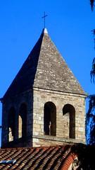 Chemin st Jacques de Compostelle (St Gervais sur Mare)