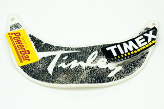 Sun, 01/18/2015 - 19:11 - The visor that Scott Tinley wore in finishing second in Kona in 1992, one of the 20 times he raced there and arguably his best overall performance.