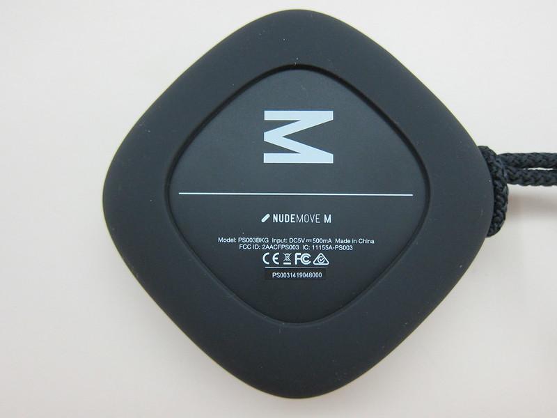 NudeAudio Move M - Back