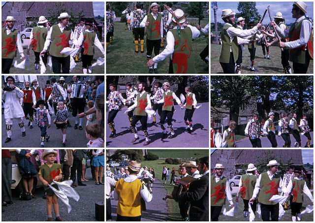 Cardiff Morris Through The Years