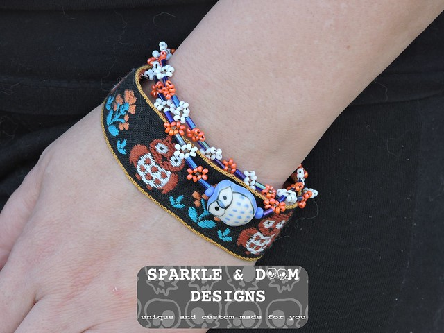 Bracelet, stacked 02b