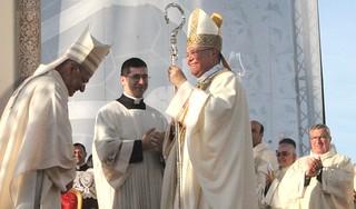 Da questo momento, Giuseppe è il nostro nuovo vescovo