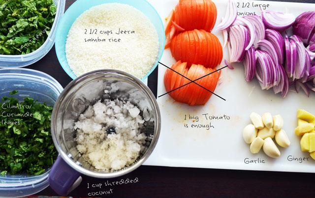 Dindigul Thalapakatti style chicken biryani Recipe - Step1