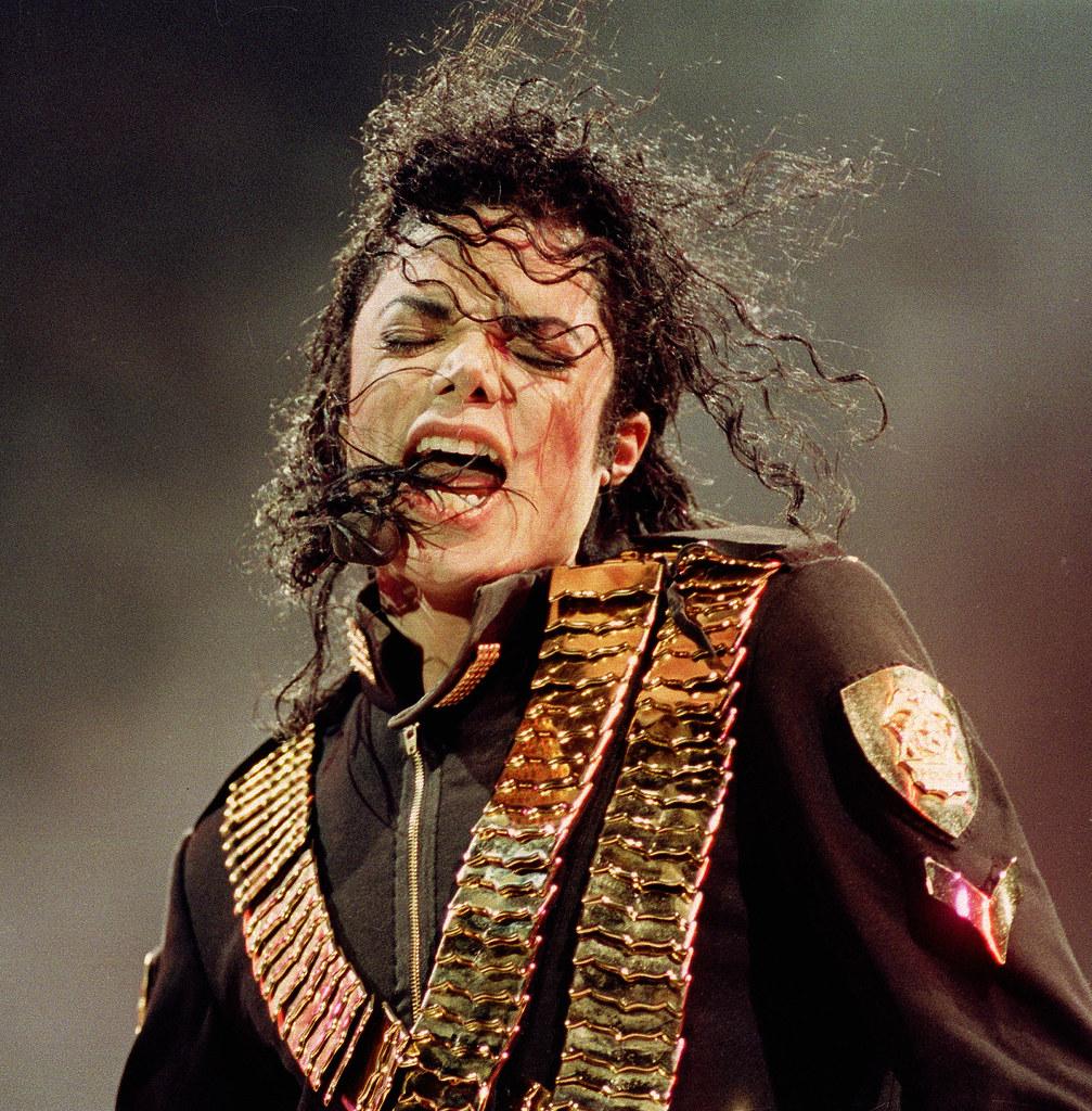 Майкл Джексон поп-король