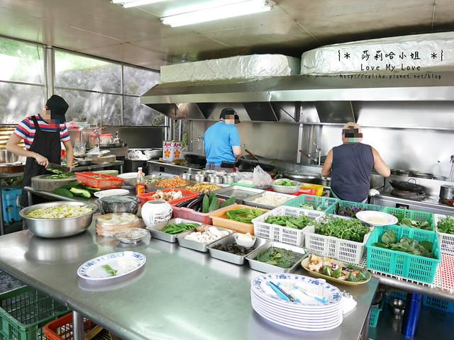 陽明山竹子湖餐廳美食杉木林 (9)