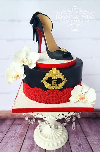 Beautiful Cake by Joanna Pyda Cake Studio