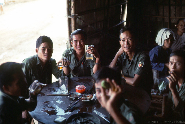 VIETNAM 1968-70 - The Faces - Photo by J. Patrick Phelan