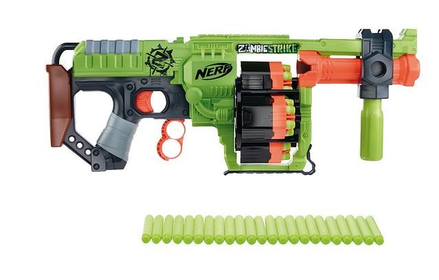 pistola NERF DOOMINATOR