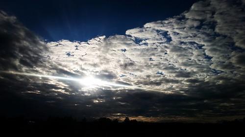 A cloud map...