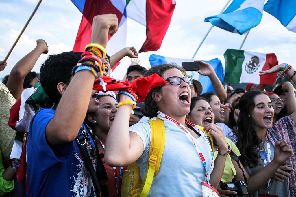 World Youth Day / Światowe Dni Młodzieży
