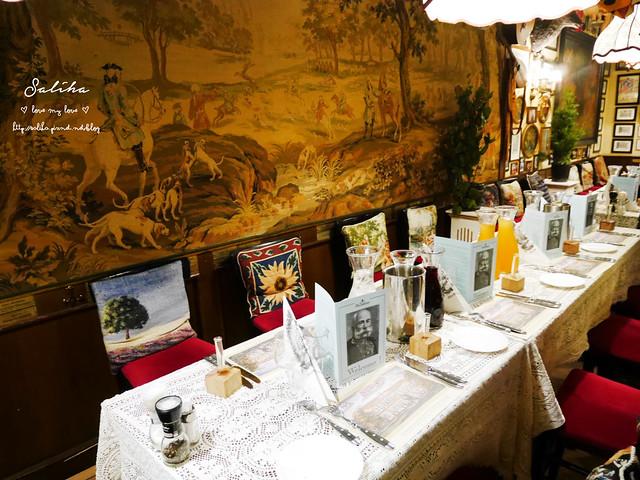 奧地利維也納餐廳推薦Marchfelderhof restaurant紅頂商人 (2)