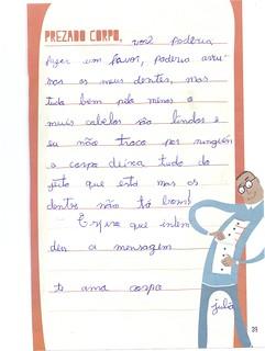 EM Walter Carretero - Carta ao corpo