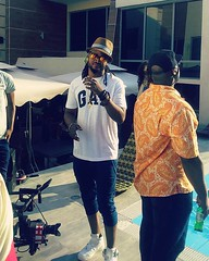 Behind the Scene...