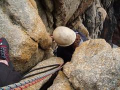 Helen Climbing Image