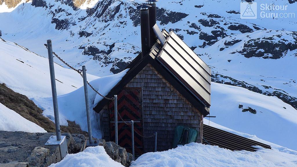 Gaulihütte Berner Alpen / Alpes bernoises Švýcarsko foto 09