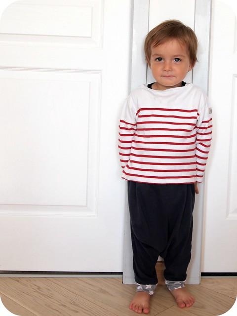 sarouel Mon petit Dressing