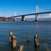 San Francisco Bay Bridge by iteachag