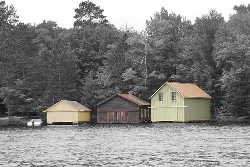 Wisconsin Boathouses
