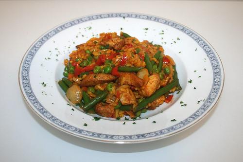 Frosta Hähnchen-Paella / Chicken Paella