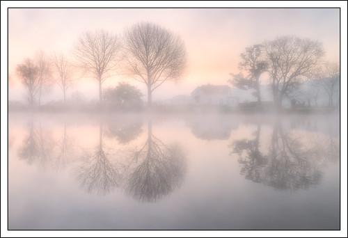 england mist weather river landscape unitedkingdom riverthames cookham refelection bourneend photostyles