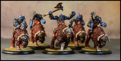 Trollblood Long Riders