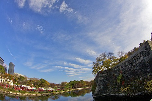 digital canon eos zoom fisheye tokina 大阪城公園 1017mm tokinaatx107dxfisheye
