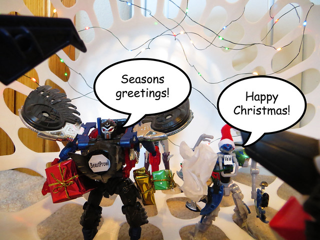 Transformers News: Creative Roundup - December 14th, 2014