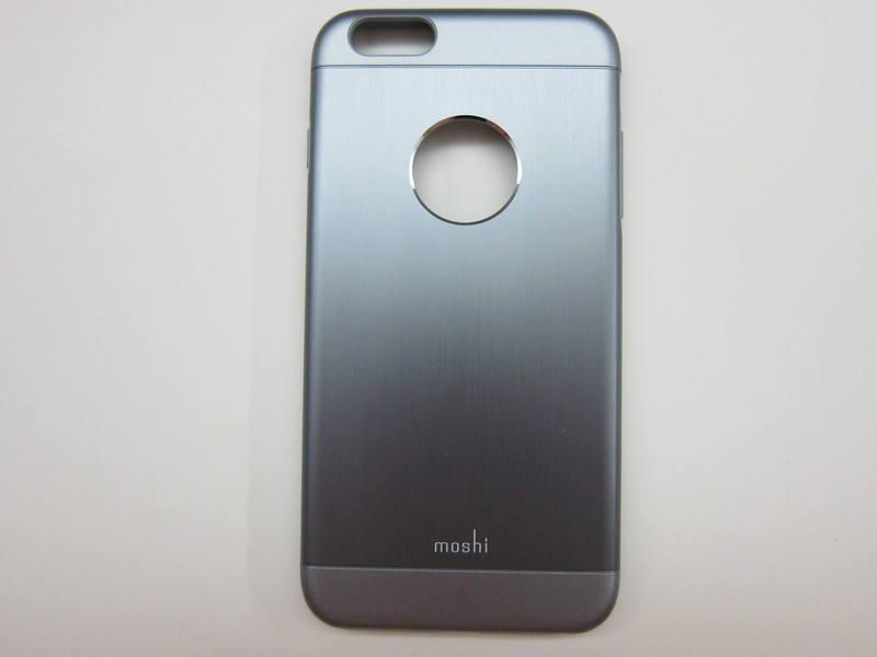 Moshi iGlaze Armour (iPhone 6 Plus) - Back