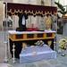 Montaje del Altar del Corpus Christi 2014