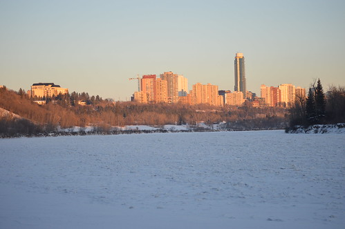 hiking around edmonton parks