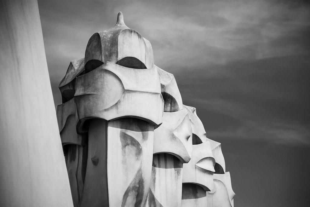 Gaudi Heads