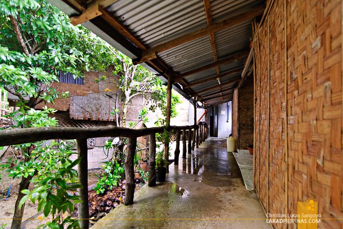 Guisi Clearwater Beach Resort Hallway in Guimaras