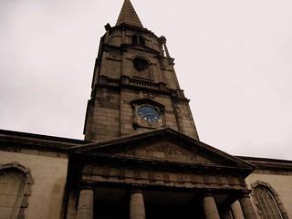 Clock Tower képe. ireland dublin