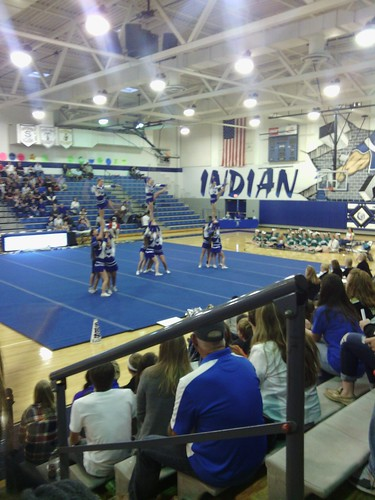 Oct 6 2014 Maddie Allen Cheer Competition