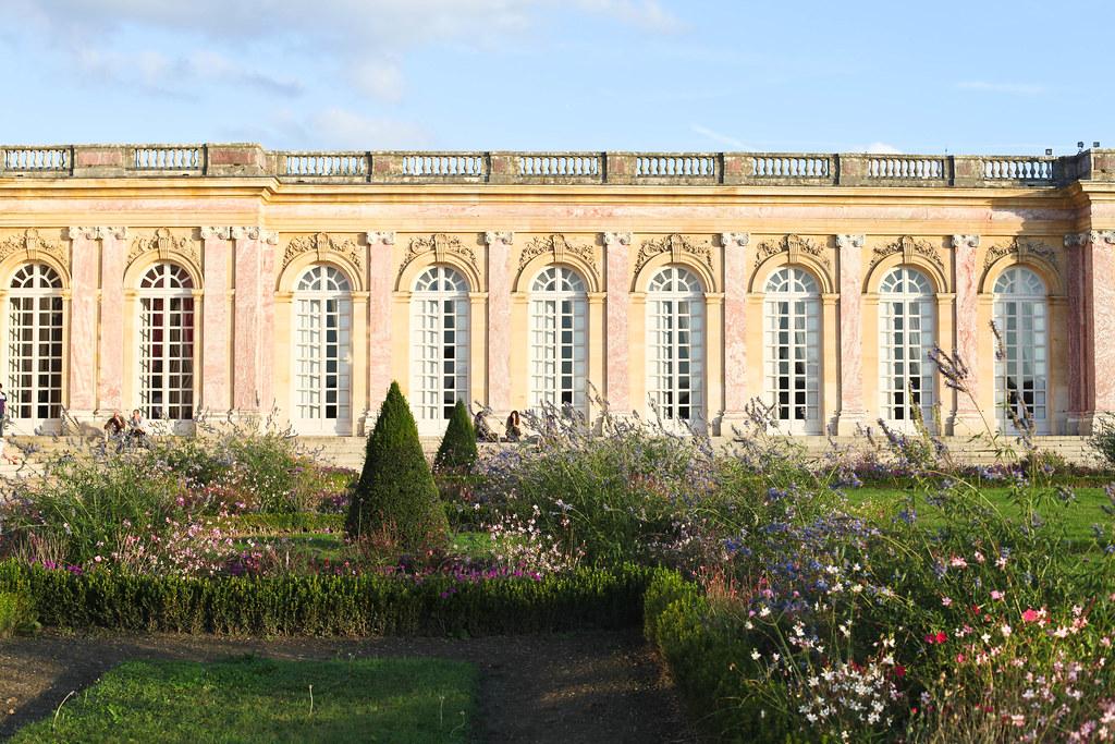Château in Versailles