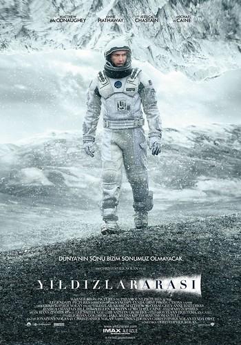Yıldızlararası - Interstellar (2014)