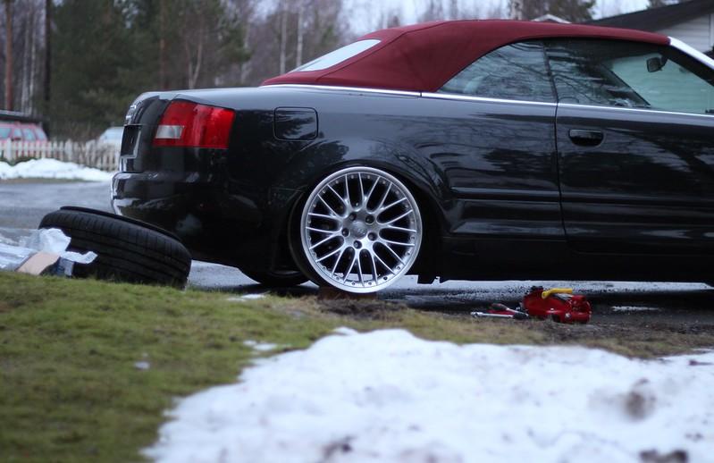 jusni: Audi A4 Bagged Bathtub - Sivu 3 15544792793_9b3e9b0671_c